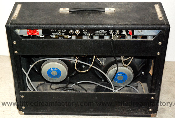 Reparation Amplificateur Fender Twinreverb 70 S Ldf Audio